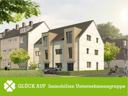 Interessantes Baugrundstück für eine-/zwei Doppelhaushälfte(n) in Herne