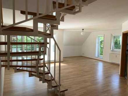 Helle 4 Zimmer Maisonette Wohnung in mitten Meersburg