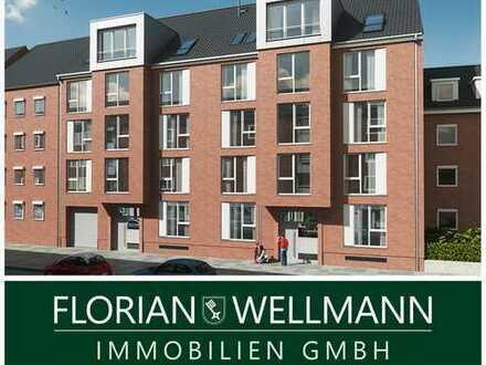 Bremen - Stephaniviertel | 2-Zimmer-Etagenwohnung mit Dachterrasse (Typ K) - Neubau in Citylage