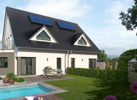 Doppelhaushäfte mit großem Garten, zu einem Knallerpreis!!!