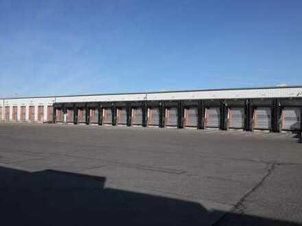 Logistik-/Lagerhalle 4500 m² ab 1.7.2020 - provisionsfrei