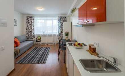 Letzte Chance!! Erstbezug! Helle möblierte Apartments !!! Zentrale Lage im Münchner Osten !!!