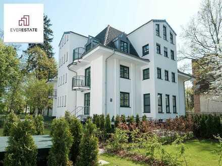 Provisionsfrei: Wohnung mit Privatgarten & Süd-Terrasse