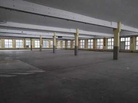 Lager-, Werkstatt- & Produktionsflächen von 20 - 10.000 m² zu vermieten