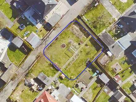 Eine Rarität - Baugrundstück in einer der schönsten, alten Zechensiedlungen in Hamm-Heessen