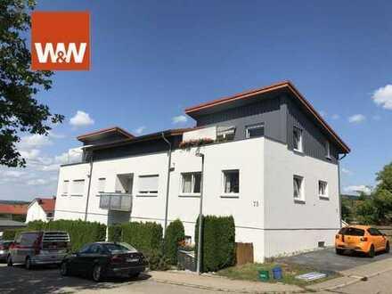 Charmante Eigentumswohnung mit eigenem Eingang, Terrasse und Dublex- Garage