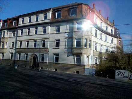 Großzüg. 5-Zi.Wohnung Neuostheim Jugendstilhaus Pitchpine-Holzdielenböden