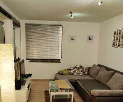 Schicke 2-Zimmer-Wohnung mit EBK + TG-Stellplatz -auf Wunsch möbliert!
