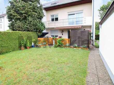 Voll vermietete Kapitalanlage: Gepflegtes MFH mit 3 WE, Garten und Balkon in ruhiger Lage