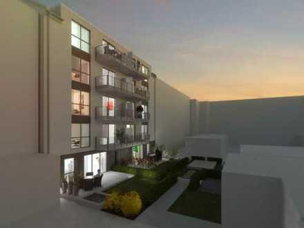 Helle moderne Neubauwhg. auf dem Westwall mit allem Komfort ! Parkett, Aufzug, Fußbodenheizung