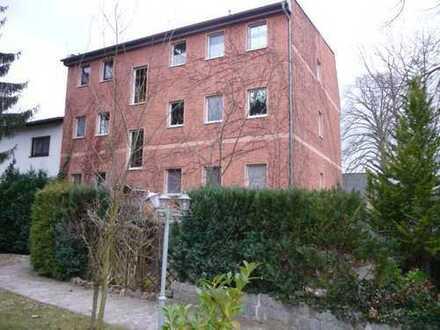 unrenovierte 2-Zimmerwohnung im Grünen von Birkenwerder