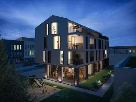 3-Zimmerwochnung mit modernem Grundriss