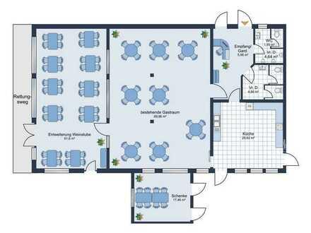 Gewerbefläche für Büro/Praxen/Tagespflege