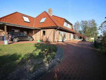 Reiterhof mit 55.400 m² Eigen- und Pachtland