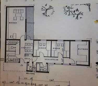 Bungalow mit vier Zimmern und großem Keller in Köln, Bocklemünd/Mengenich