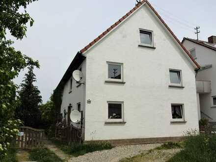 Renovierungsbedürftiges Haus für Visionäre - EFH mit Werkstat