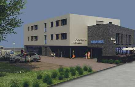 Neubau von 8 Eigentumswohnungen in zentraler Lage