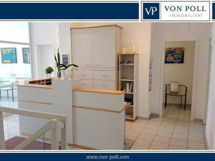 Topgepflegte Praxis- / Büroräume inmitten von Spiesen-Elversberg