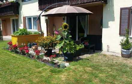 3-Zimmer-EG-Wohnung mit Terrasse und EBK in Weitnau OT Sibratshofen