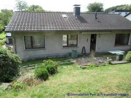 **IHR FAMILIENHAUS! Freist. 1- Fam.-Haus mit Garten, Terrasse und Garage in Dickenberg!**