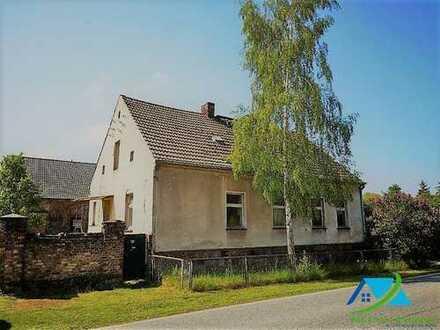 + Maklerhaus Stegemann + sanierungsbedürftiger Resthof in idyllischer Lage bei Müncheberg