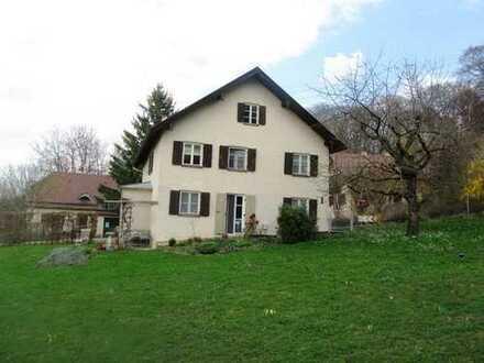 Hier wohnt die Gemütlichkeit - charmantes Landhaus zwischen Seefeld und Herrsching
