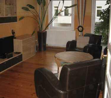 Gepflegte 3-Zimmer-Wohnung ab 1.8/9.2019 mit Balkon in Karlshorst (Lichtenberg), Berlin