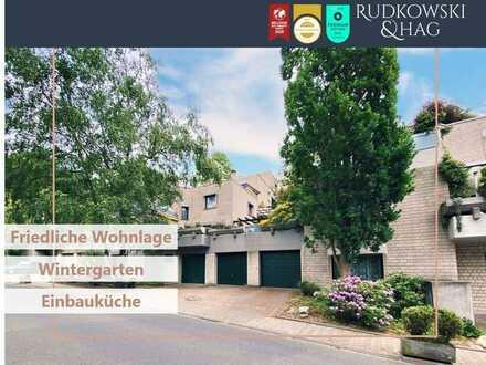 Ihr Zuhause über den Dächern von Unterbach ¦¦ Hochwertig saniert ¦¦ Wintergarten