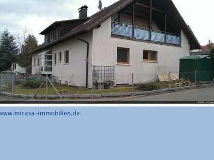Großzügige 2,5 Zimmer Wohnung mit großem überdachten Balkon - PROVISIONSFREI