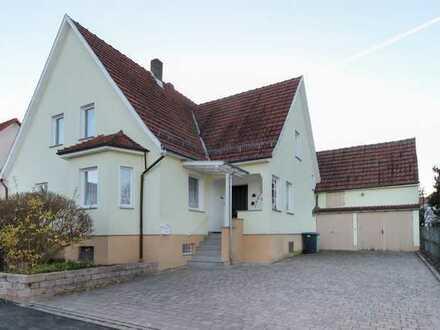 Gepflegtes Wohnhaus mit Potential zur Selbstverwirklichung zentral in Dermbach zu verkaufen!