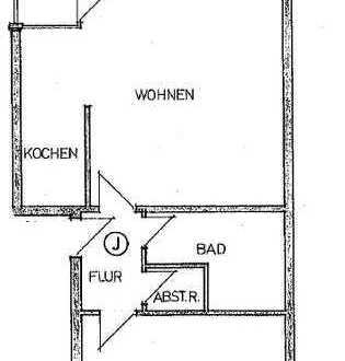 *Schöne 2- Zimmerwohnung im Vogelviertel*