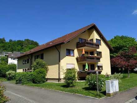 Schön gelegene Wohnung mit tollem Balkon