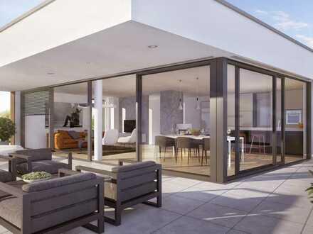Großzügige und sonnenverwöhnte Maisonette-Wohnung mit 210m² Wfl. in bevorzugter Lage von Baden-Baden
