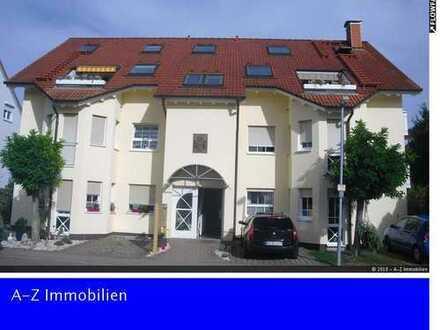 Tolle Wohnung mit Erker ab 1. April 2020 zu vermieten.