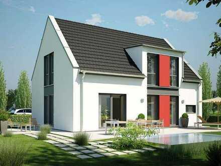 Die perfekte KfW40+ Doppelhaushälfte in wunderschöner Lage!