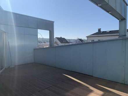 73779 Deizisau: 4-Zi-Wohnung in Gewerbeobjekt / OG /großer, nicht einsehbarer Balkon / 1 Stellplatz