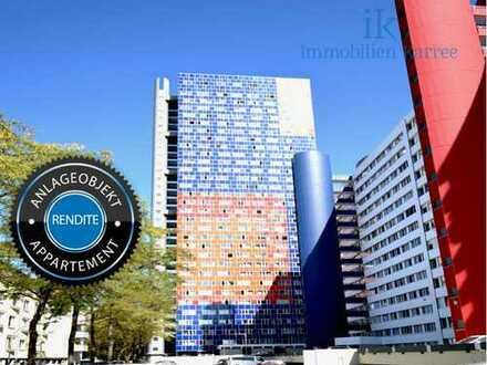 Anlageobjekt im Kölner Zentrum - Modernes Appartement