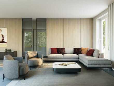 WOHNEN AM PARK - großzügige Neubauwohnung mit individueller Grundrissgestaltung
