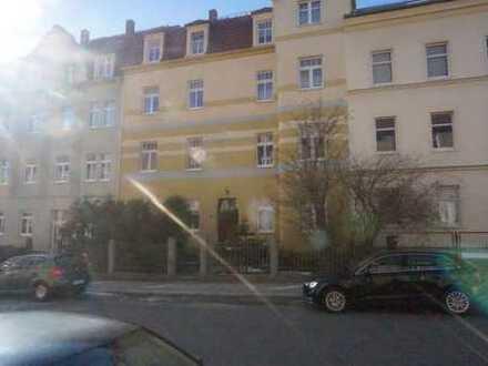 Gepflegte 2-Zimmer-Wohnung mit großem Balkon