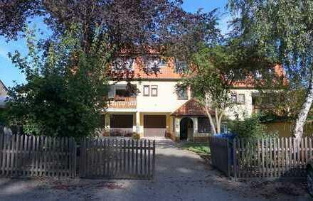 Gepflegtes Mehrfamilienhaus mit drei Wohneinheiten