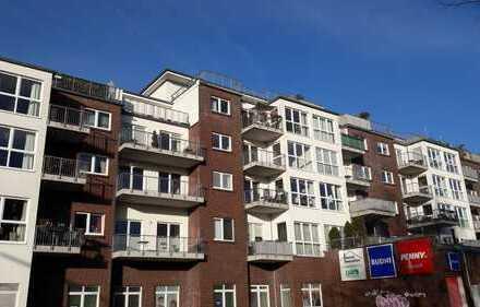 Wohnen mit Ambiente, Balkon und Aufzug
