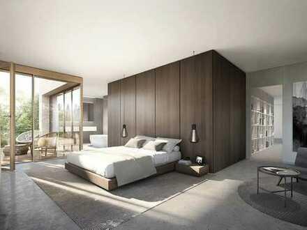 TIME TO RELAX! 3-Zimmer-Penthouse mit Barrierefreiheit, 2 Bädern und Terrasse mit Parkblick