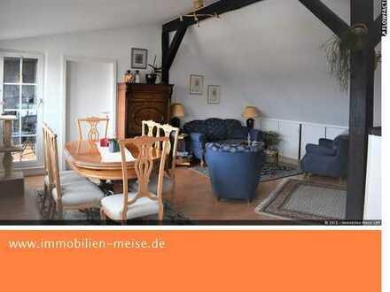 Traumhafte Eigentumswohnung über 2 Etagen in ruhiger Citylage von Bad Driburg.