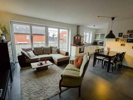 Traumhafte Wohnung in Raesfelds Mitte!! *Wärmepumpe, großer Balkon*