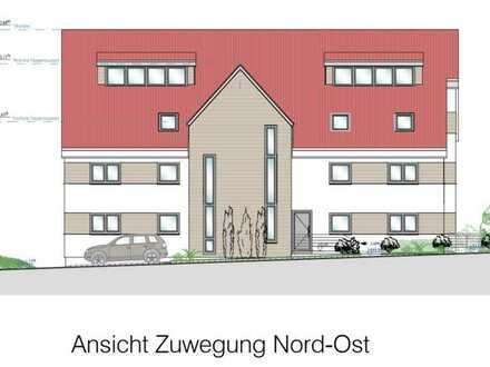 Erstbezug mit EBK und Balkon: stilvolle 2,5-Zimmer-Wohnung in Aidlingen-Deufringen