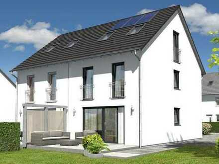Top Lage! Doppelhaushälfte mit Keller! Inklusive 395 m² Grundstück für 948€/Monat