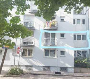 Helle, moderne 3-Zimmer Wohnung, zentral gelegen in Göppingen-Mitte