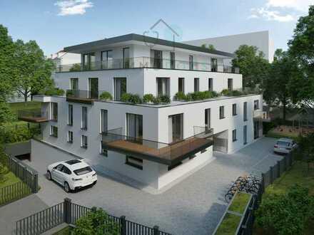 Großzügige 2-Zimmer-Neubauwohnung im Zentrum