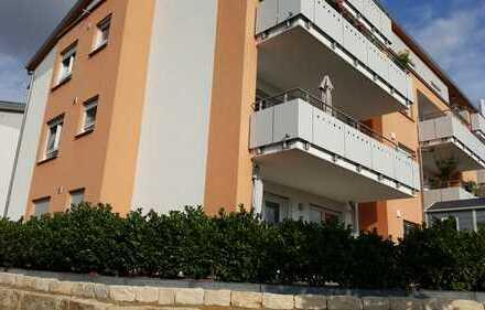 Neuwertige 4-Zimmer-Wohnung mit Balkon und Einbauküche in Top-Lage von Sersheim