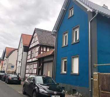 Kleines Haus in Niederdorfelden